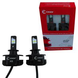 Kit-Lampadas-Super-LED-Plus-H3-6500K-12v-e-24v-16W-4400-Lumens-30118-0
