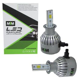 Kit-Lampadas-Ultra-Led-Two-Colors-H3-4300K-6000k