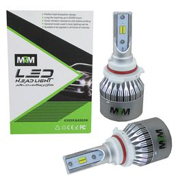 Kit-Lampadas-Ultra-Led-Two-Colors-9006-4300K-6000k
