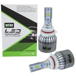 Kit-Lampadas-Ultra-Led-Two-Colors-9005-4300K-6000k