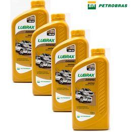Kit-4-Oleos-Para-Motor-Lubrax-5W30-Extremo-Diesel-Sintetico