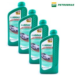 Kit-4-Oleos-Para-Motor-Lubrax-Essencial-10W30-SM-MINERAL