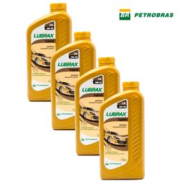 Kit-4-Oleos-Para-Motor-5w40-Sn-Supera-Sintetico-Lubrax