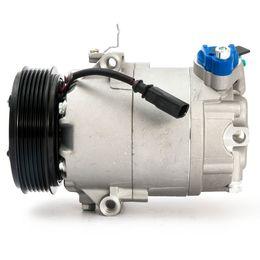 Compressor-Bobina-com-Chicote-Polia-6PK--VW-Fox-Crossfox-Polo-2003-a-2007