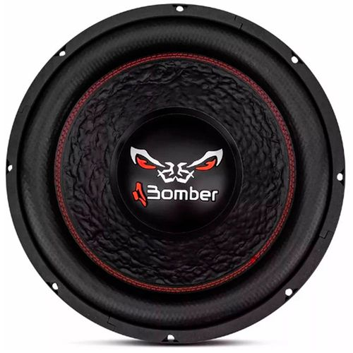 Subwoofer-Bomber-Bicho-Papao-12-Pol-Bomber-600w-Rms-4-Ohms