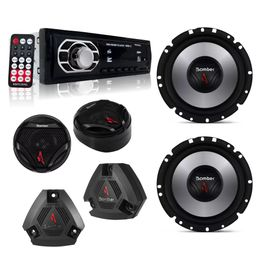 kit-radio-mp3-fm-kit-bomber-upgrade-6-polegadas-60w-rms-4-ohms