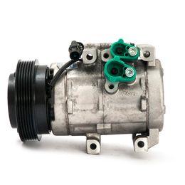 Compressor-Kia-Sorento-2007-a-2011-Modelo-10S20-Polia-6Pk-118Mm
