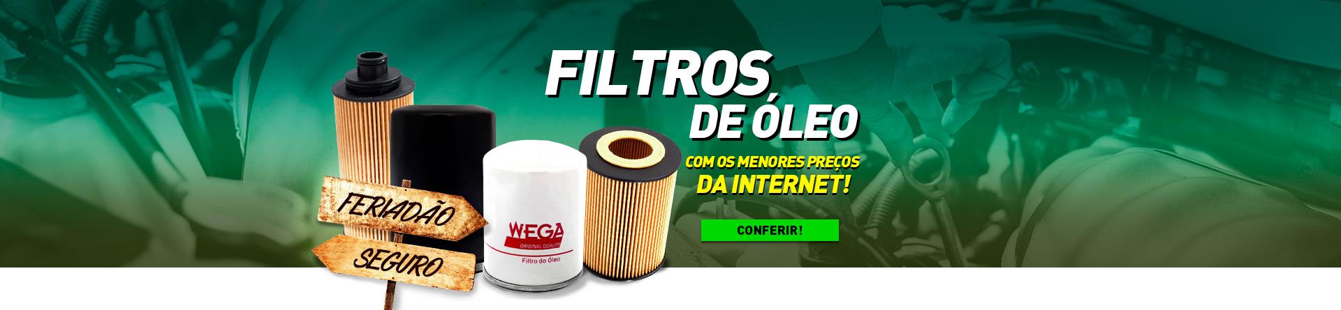 VIAGEM SEGURA - FILTROS OLEO PC