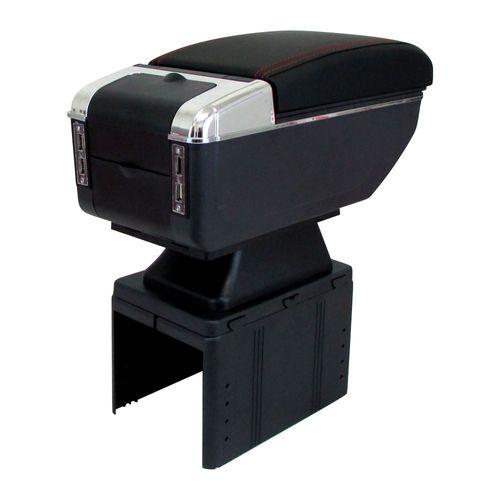 console-apoio-de-braco-universal-preto-costura-vermelha-com-usb
