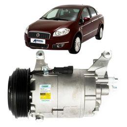 Compressor-Delphi-Fiat-Linea-1.6-1.8-2011-a-2014