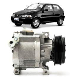 Compressor-Delphi--Fiat-Palio-1.0-1.3-1.4-2001-em-Diante