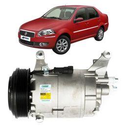 Compressor-Delphi-Fiat-Siena-1.6-1.8-2011-Em-Diante
