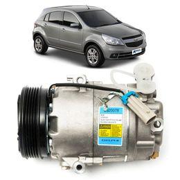 Compressor-Delphi-GM-Agile-2009-1.4-1.8-em-Diante