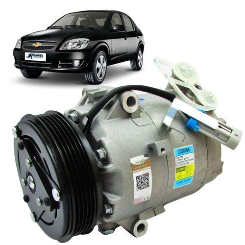 Compressor-Delphi-GM-Prisma-2006-a-2011