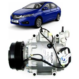 Compressor-Delphi-Honda-City-Fit-2009-a-2014
