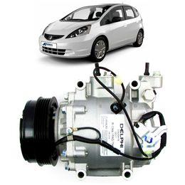 Compressor-Delphi-Honda-Fit-2009-A-2014