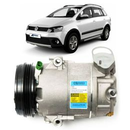 Compressor-Delphi-VW-Spacefox-1.6-2008-a-2015