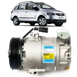 Compressor-Delphi-VW-Spacefox-1.6-8V-2006-a-2010