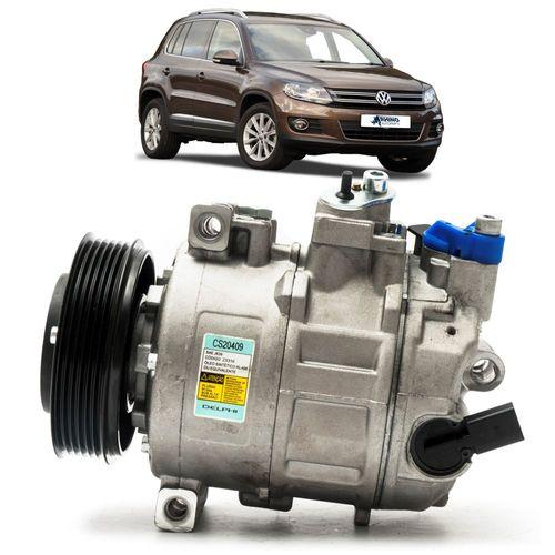 Compressor-Delphi-VW-Tinguan-2.0L-TSI-Gasolina-2009-em-Diante