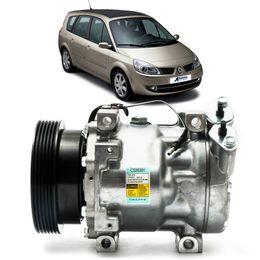 Compressor-Delph-Renault-Senic-1.6-16V-1999-a-2009-Gasolina
