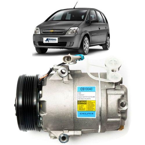 Compressor-GM-Meriva-1.4-1.8-2003-em-Diante