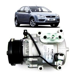 Compressor-Delphi-Ford-Focus-2.0-2005-a-2008