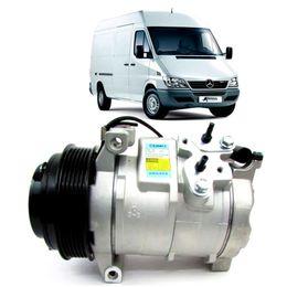 Compressor-Delphi-Mercedes-Sprinter-2.2-2002-a-2011