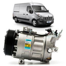 Compressor-Delphi-Renault-Master-2.3-2014-em-Diante