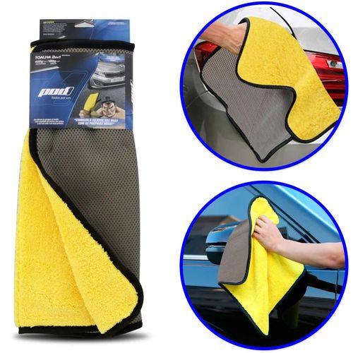 Toalha-de-Limpeza-Microfibra-e-Malha-Pod1-Automotivo-2-em-1-Interna-e-Externa