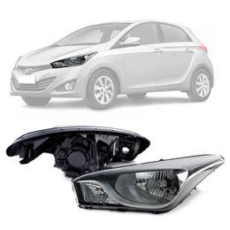Farol-Arteb-Negro-Hyundai-Hb20x-Hb20-Hb20s-2012-a-2014----Lado-Motorista