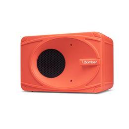 Caixa-de-Som-Bluetooth-MyBomber-Laranja
