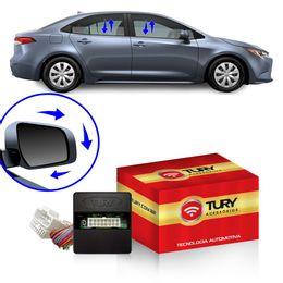 Modulo-Vidros-e-Retrovisores-Eletricos-Tury-Toyota-Corolla-a-partir-de-2020