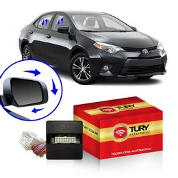 Modulo-Vidros-e-Retrovisores-Eletricos-Tury-Toyota-Corolla-Xei-Dynamic-de-2015-ate-2019