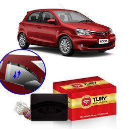 Modulo-Vidro-Eletrico-Antiesmagamento-Tury-para-4-Vidros-Toyota-Etios-Ate-2014