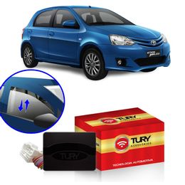 Modulo-Vidro-Eletrico-Antiesmagamento-Tury-para-4-Vidros-Toyota-Etios-2015-em-diante