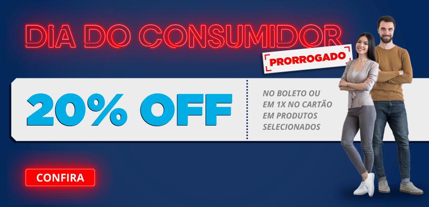 DIA DO CONSUMIDOR PRORROGADO - 00