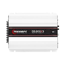 Modulo-Amplificador-Taramps-DS-800x3-Classe-D-800-Watts-2-C-200W-RMS-1-C400W-RMS