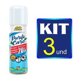 kit-3-alcool-70-spray-300ml-purifi-care-autoshine