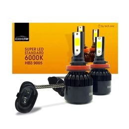 Par-de-Super-led-Code-Super-led-Code-6000k-HB3-9005