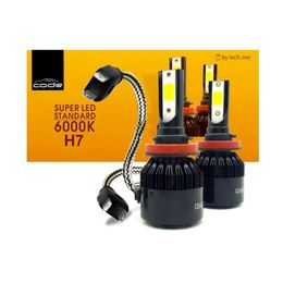 Par-de-Super-led-Code-Super-led-Code-6000k-H7
