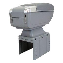 console-apoio-de-braco-universal-cinza-com-entrada-usb