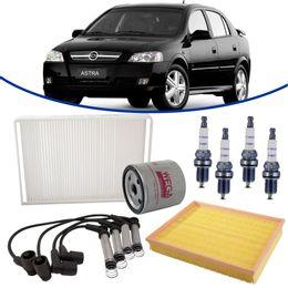 kit-revisao-gm-astra-2-0-8v-flex-1999-a-2012-filtro-de-oleo-ar-combustivel-cabine-vela-cabo