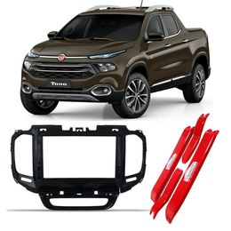 Moldura-Kit-Espatula-Nylon-para-Desmontar-Molduras-Fiat-Toro-em-Black-Fiat-Toro-2016-a-2019-2-Din