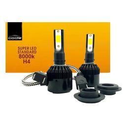 Kit-Super-Led-Code-H4-8000k-Tech-One