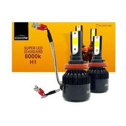 Kit-Super-Led-Code-H1-8000k-Tech-One