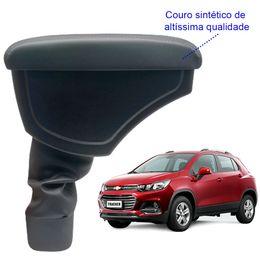 Apoio-de-Braco-Tracker--2014-a-2019--Com-Couro-Sintetico-Preto-e-Linha-Preta