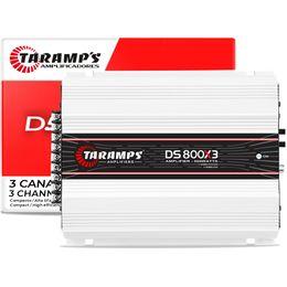 modulo-amplificador-taramps-ds-800x3-classe-d-800-watts-2-c-200w-rms-1-c400w-rms
