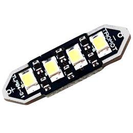 Lampada-Led-Torpedo-Branco-Frio-Luz-do-Dia-6000K-12V-31mm