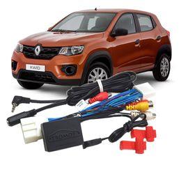 Desbloqueio-de-Video-Renault-Kwid