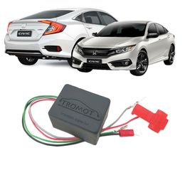 Desbloqueio-de-Video-Honda-Civic-e-Touring